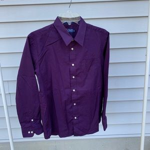Chaps Long Sleeve Button up Dress Shirt
